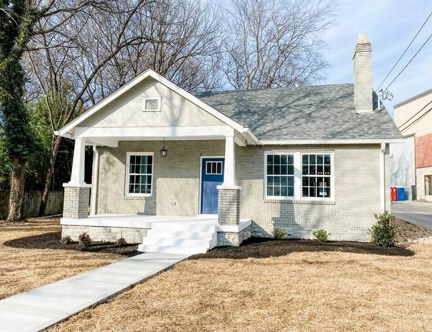 810 Glen Ave, Nashville, TN 37204 (MLS #RTC2218550) :: DeSelms Real Estate