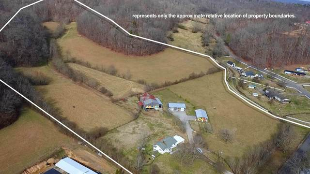 3025 Knob Creek Rd, Columbia, TN 38401 (MLS #RTC2219733) :: Village Real Estate