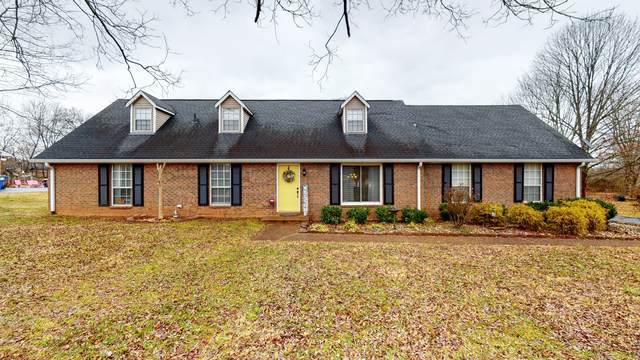 109 Berrywood Dr., Smyrna, TN 37167 (MLS #RTC2221054) :: Exit Realty Music City