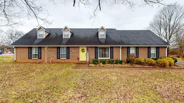 109 Berrywood Dr., Smyrna, TN 37167 (MLS #RTC2221054) :: EXIT Realty Bob Lamb & Associates