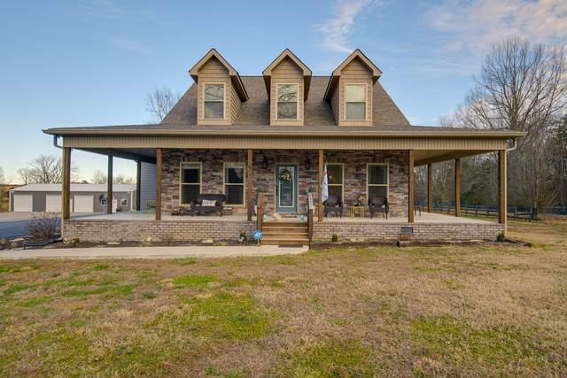 456 Elbethel Rd, Shelbyville, TN 37160 (MLS #RTC2223239) :: Team George Weeks Real Estate