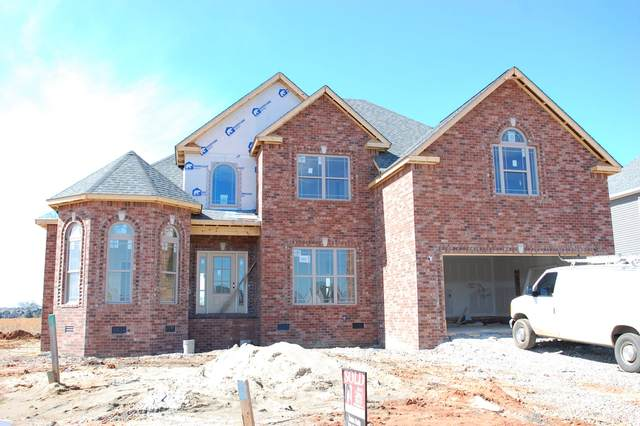 380 Wellington Fields, Clarksville, TN 37043 (MLS #RTC2224126) :: Trevor W. Mitchell Real Estate