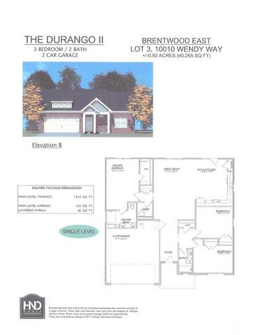 10010 Wendy Way (Lot 3), Lyles, TN 37098 (MLS #RTC2226181) :: Berkshire Hathaway HomeServices Woodmont Realty