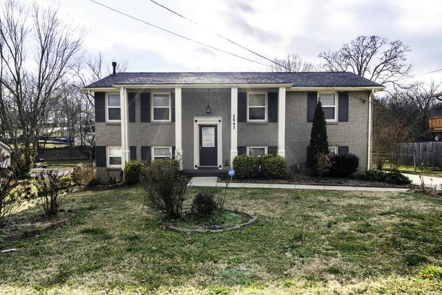 2647 Edge O Lake Dr, Nashville, TN 37217 (MLS #RTC2226319) :: Live Nashville Realty