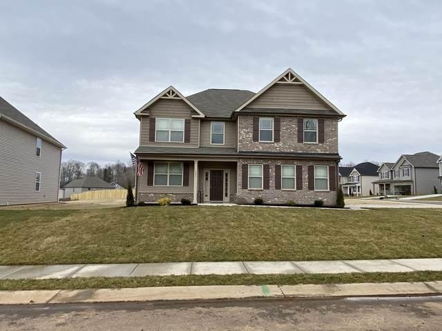 499 West Creek Farms, Clarksville, TN 37042 (MLS #RTC2228792) :: Trevor W. Mitchell Real Estate