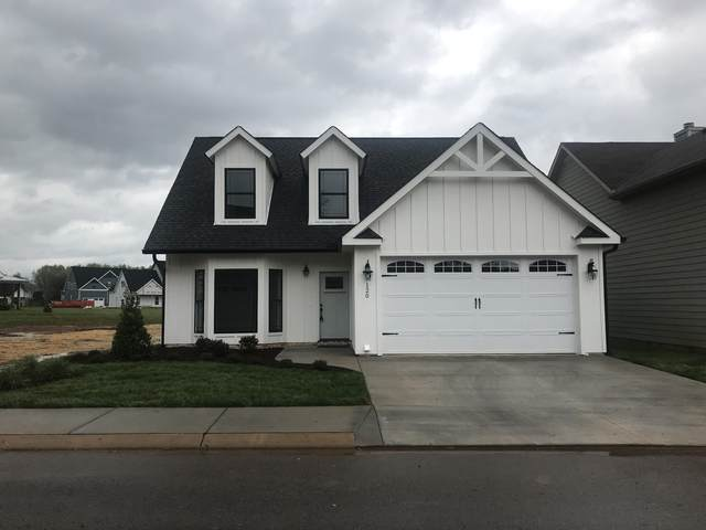 120 Dry Fork Dr, Winchester, TN 37398 (MLS #RTC2231524) :: The Miles Team | Compass Tennesee, LLC