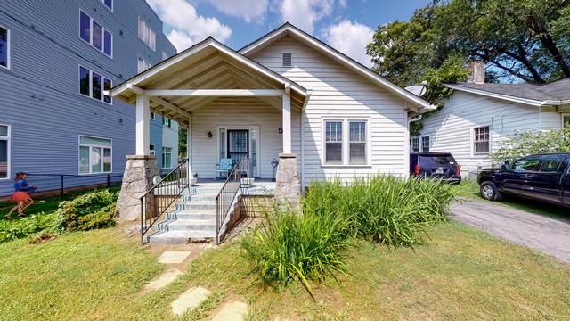 1043 E Trinity Ln, Nashville, TN 37216 (MLS #RTC2234128) :: Cory Real Estate Services
