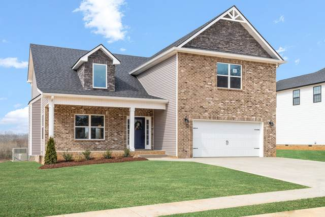 1302 Highgrove Lane, Clarksville, TN 37043 (MLS #RTC2235394) :: Candice M. Van Bibber | RE/MAX Fine Homes