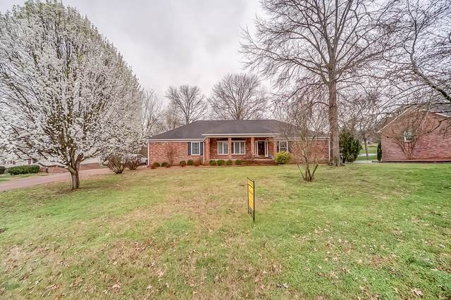 1435 Spainwood St, Columbia, TN 38401 (MLS #RTC2235836) :: Ashley Claire Real Estate - Benchmark Realty