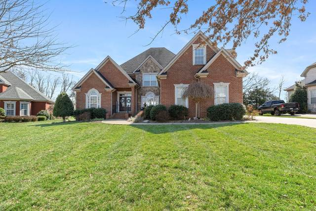 5329 Sherrington Rd, Murfreesboro, TN 37128 (MLS #RTC2236753) :: Christian Black Team