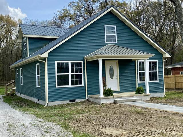 3574 New Manchester Hwy, Tullahoma, TN 37388 (MLS #RTC2238307) :: Nashville on the Move