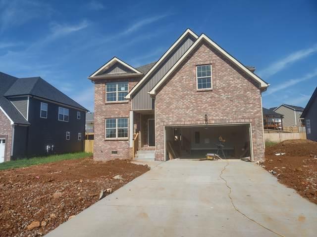 150 Ringgold Estates, Clarksville, TN 37042 (MLS #RTC2239688) :: Nashville on the Move