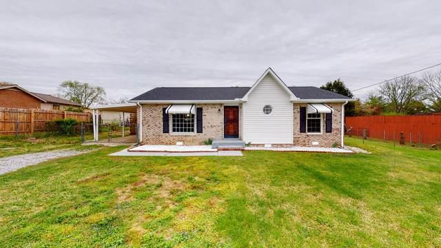 345 Shirley Rd, Smyrna, TN 37167 (MLS #RTC2240493) :: EXIT Realty Bob Lamb & Associates