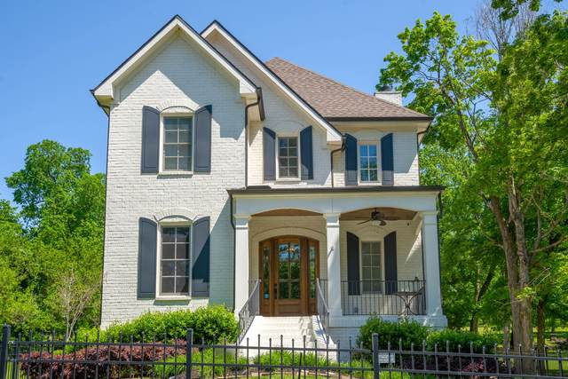 828 W Argyle Ave A, Nashville, TN 37203 (MLS #RTC2243335) :: Movement Property Group