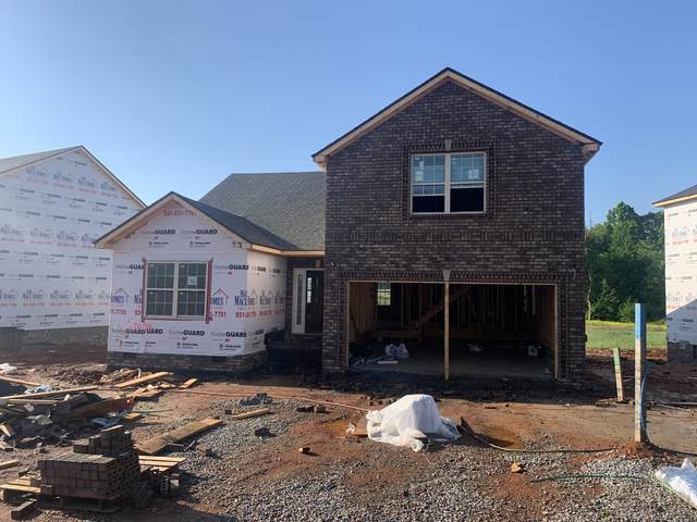36 Charleston Oaks, Clarksville, TN 37040 (MLS #RTC2244401) :: Nashville on the Move