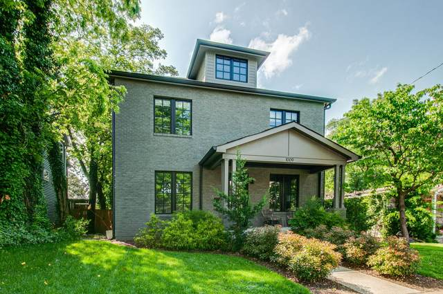 1009 Villa Place, Nashville, TN 37212 (MLS #RTC2247246) :: Fridrich & Clark Realty, LLC