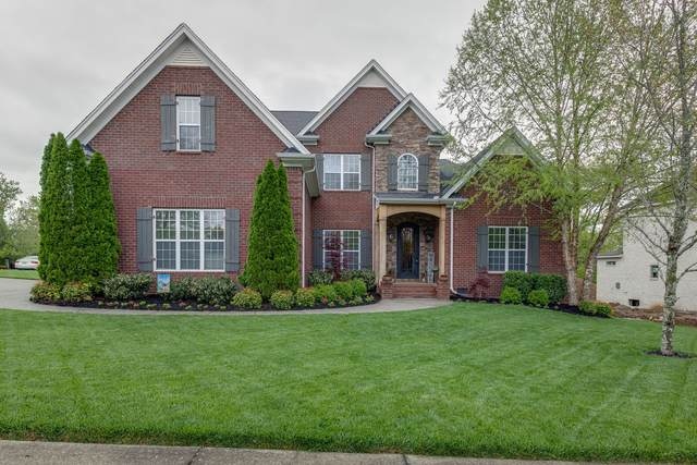 3016 Stewart Campbell Pt, Spring Hill, TN 37174 (MLS #RTC2247292) :: Nashville on the Move