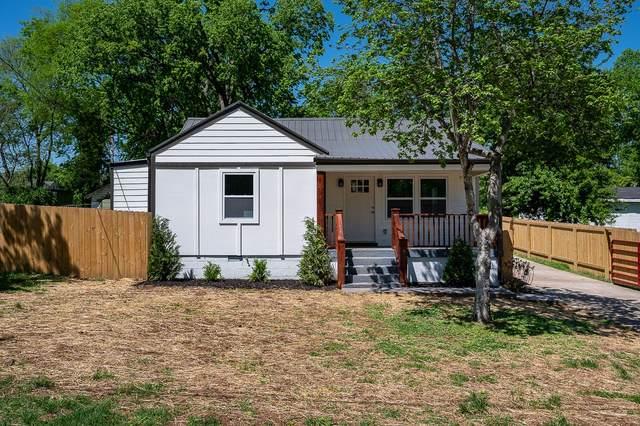 917 Ward St, Nashville, TN 37207 (MLS #RTC2249313) :: Village Real Estate