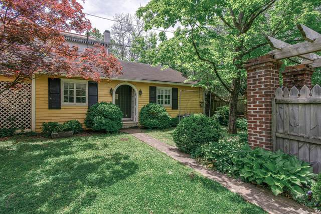 3727 Richland Ave, Nashville, TN 37205 (MLS #RTC2250256) :: Village Real Estate