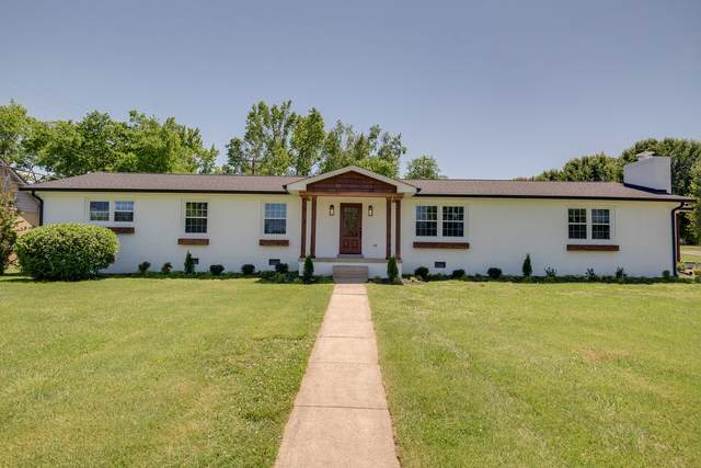 307 Cloverdale, Shelbyville, TN 37160 (MLS #RTC2253277) :: EXIT Realty Bob Lamb & Associates