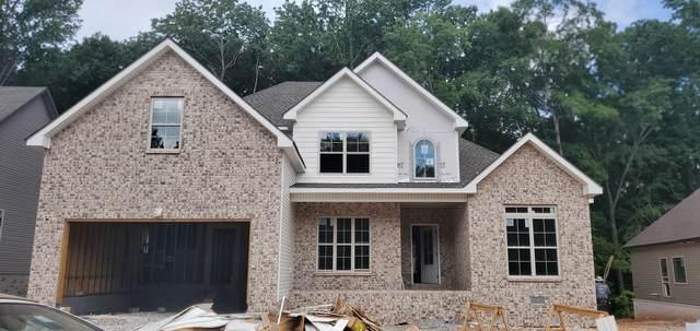 8 Glenstone Village, Clarksville, TN 37043 (MLS #RTC2256785) :: The Miles Team | Compass Tennesee, LLC