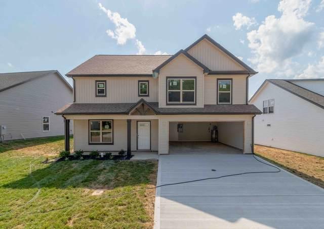 220 Chalet Hills, Clarksville, TN 37040 (MLS #RTC2257068) :: Nashville on the Move
