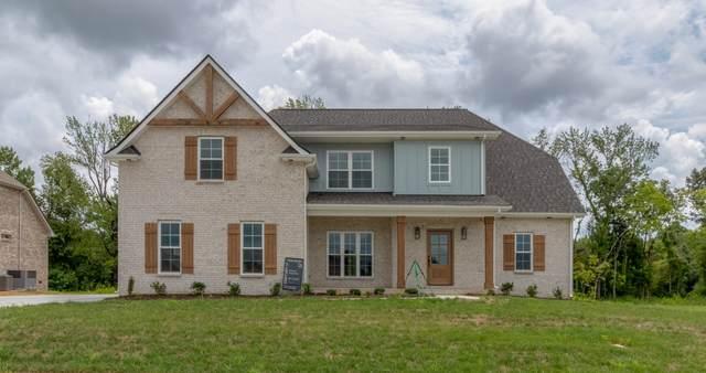 109 Denton Court, Clarksville, TN 37043 (MLS #RTC2257774) :: FYKES Realty Group
