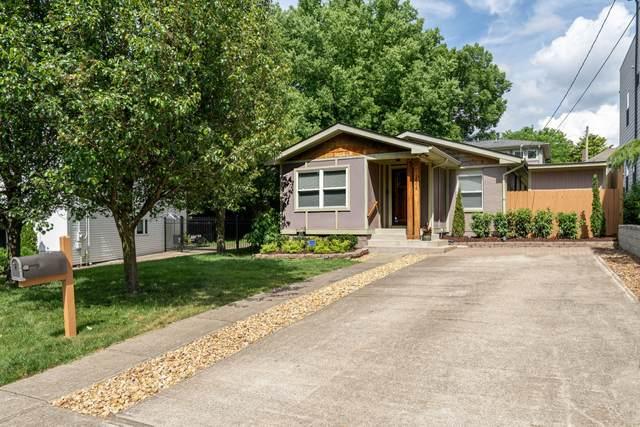 1006 Villa Place, Nashville, TN 37212 (MLS #RTC2258550) :: Real Estate Works