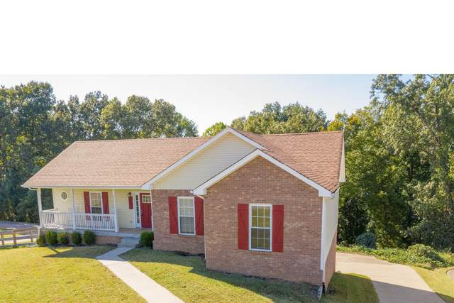 3364 N Henderson Way, Clarksville, TN 37042 (MLS #RTC2261404) :: Clarksville.com Realty