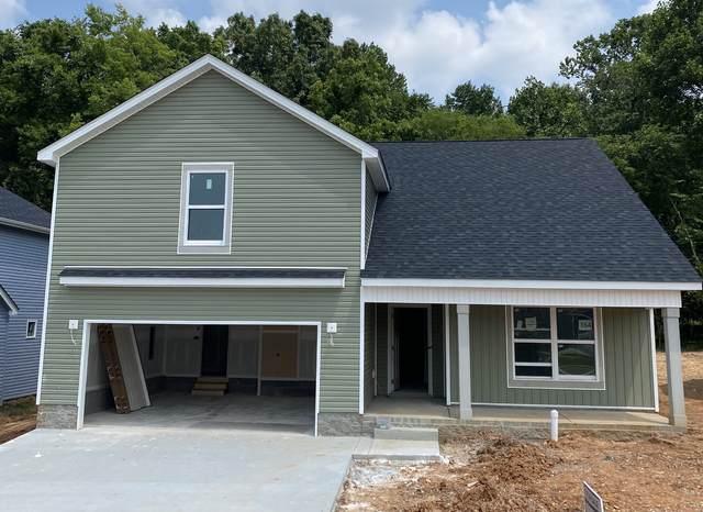 164 Chalet Hills, Clarksville, TN 37040 (MLS #RTC2262269) :: Nashville on the Move