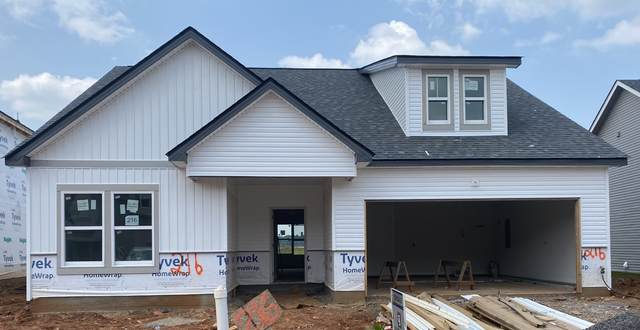 216 Mills Creek, Clarksville, TN 37042 (MLS #RTC2262844) :: Maples Realty and Auction Co.