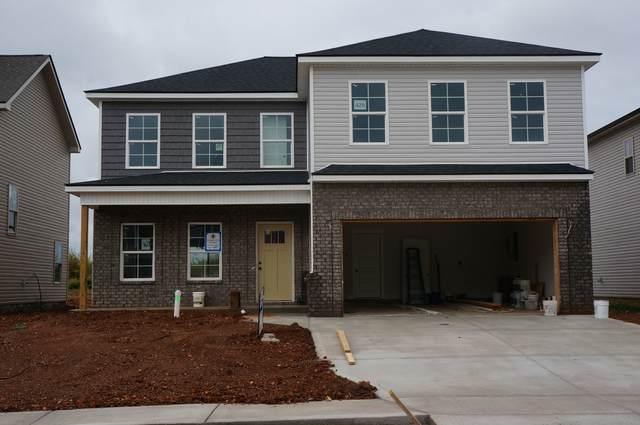 3284 Haymeadow Ln, Clarksville, TN 37040 (MLS #RTC2263471) :: DeSelms Real Estate
