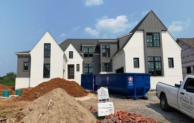 6328 Percheron Ln - Lot 217, Arrington, TN 37014 (MLS #RTC2263932) :: The Helton Real Estate Group