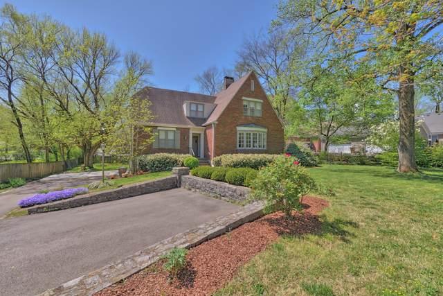 1023 Woodmont Blvd, Nashville, TN 37204 (MLS #RTC2264440) :: Candice M. Van Bibber | RE/MAX Fine Homes