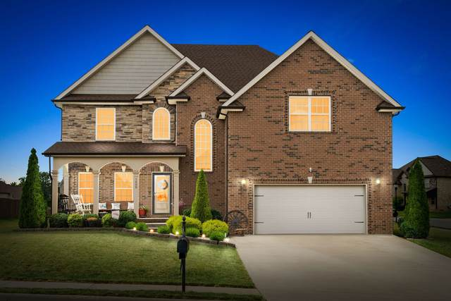 1608 Edgewater Ln, Clarksville, TN 37043 (MLS #RTC2268640) :: DeSelms Real Estate
