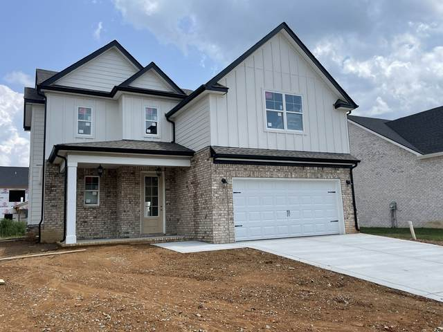 835 Jersey Dr, Clarksville, TN 37043 (MLS #RTC2270337) :: Candice M. Van Bibber | RE/MAX Fine Homes