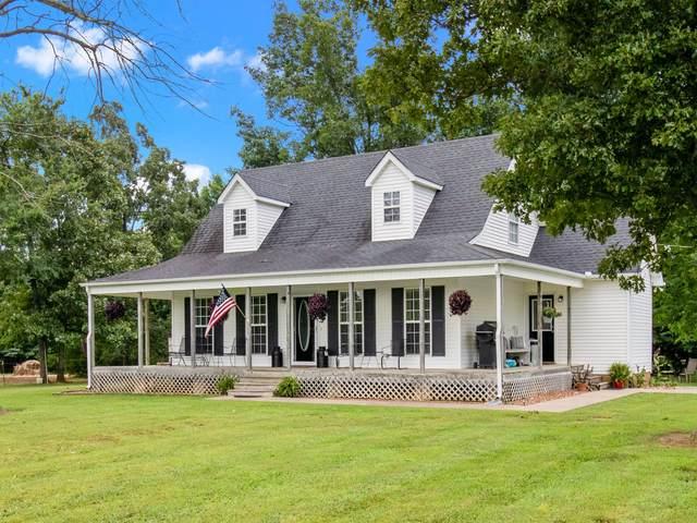 160 Haskins Chapel Rd, Lewisburg, TN 37091 (MLS #RTC2270897) :: The Kelton Group