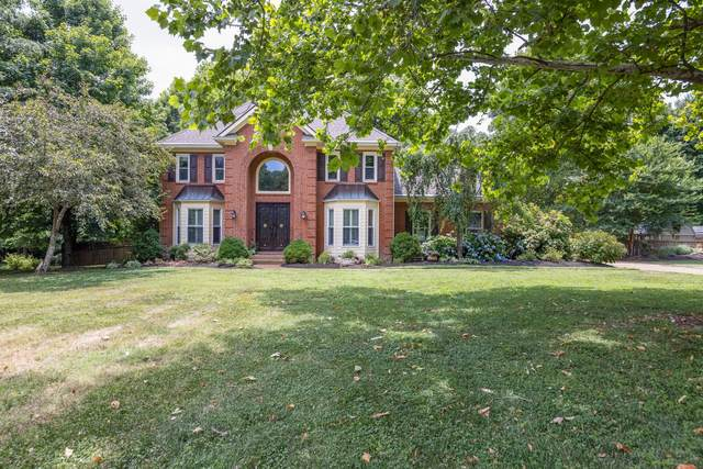 1405 Glenview Dr, Brentwood, TN 37027 (MLS #RTC2271026) :: Nashville on the Move
