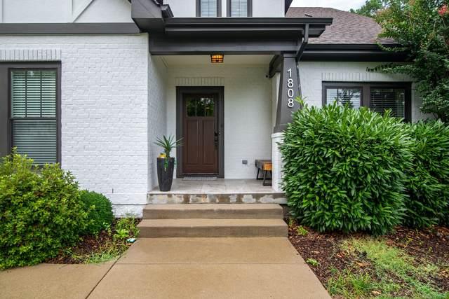 1808 Sweetbriar Ave, Nashville, TN 37212 (MLS #RTC2271720) :: Nashville on the Move