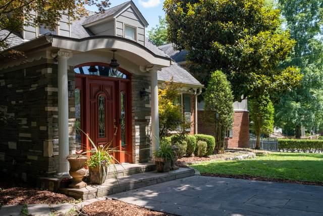 3706 Granny White Pike, Nashville, TN 37204 (MLS #RTC2273369) :: DeSelms Real Estate