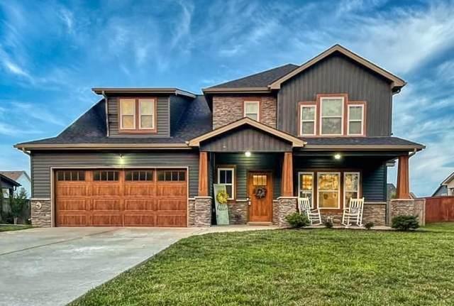 1035 Michaela Cir, Clarksville, TN 37043 (MLS #RTC2275691) :: Oak Street Group