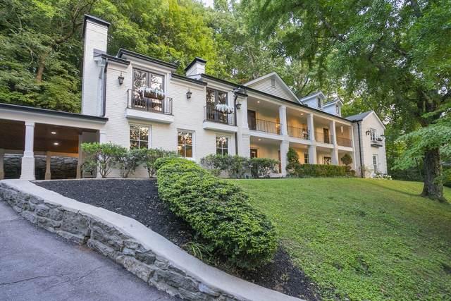 1101 Chateau Ln, Nashville, TN 37215 (MLS #RTC2276466) :: Village Real Estate