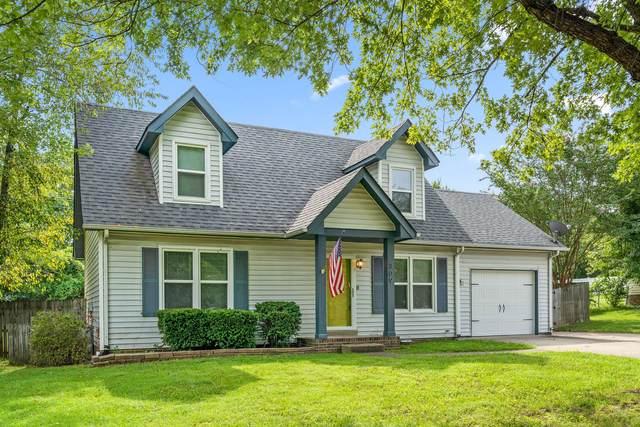 309 Kelsey Dr, Clarksville, TN 37042 (MLS #RTC2277053) :: DeSelms Real Estate