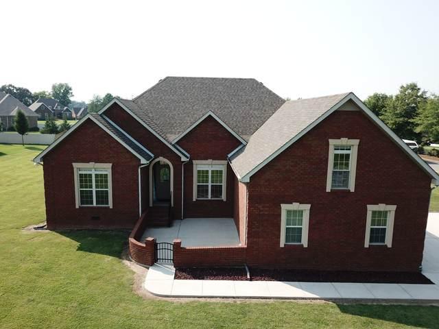 27 Creekside Dr, Manchester, TN 37355 (MLS #RTC2277890) :: John Jones Real Estate LLC