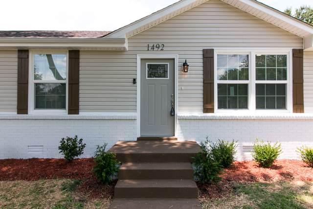 1492 Craig Dr, Clarksville, TN 37042 (MLS #RTC2278341) :: Oak Street Group