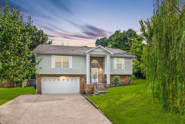 2626 Holly Rock Dr, Clarksville, TN 37040 (MLS #RTC2282058) :: Re/Max Fine Homes