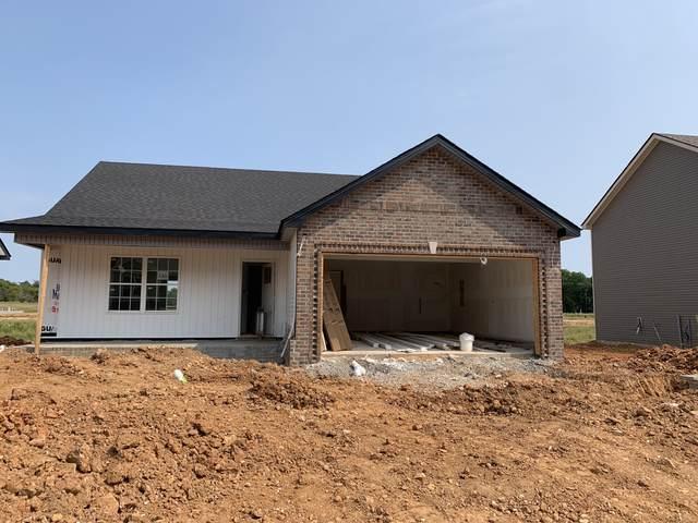 135 Irish Hills, Clarksville, TN 37042 (MLS #RTC2282791) :: Nashville Home Guru