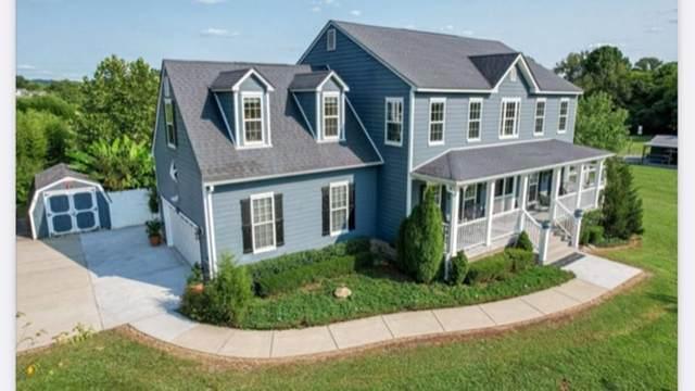 3027 Old Hillsboro Rd, Franklin, TN 37064 (MLS #RTC2283393) :: John Jones Real Estate LLC