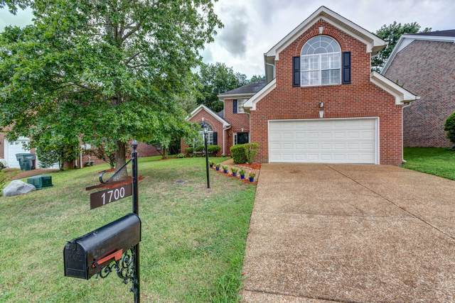 1700 Glenridge Dr, Nashville, TN 37221 (MLS #RTC2283723) :: Oak Street Group