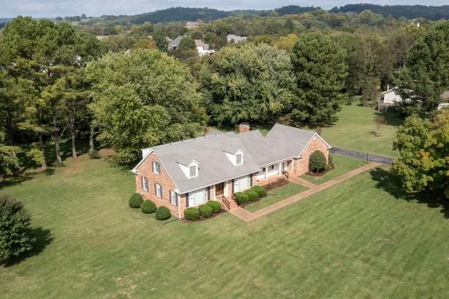 140 Graystone Dr, Gallatin, TN 37066 (MLS #RTC2284004) :: RE/MAX Fine Homes